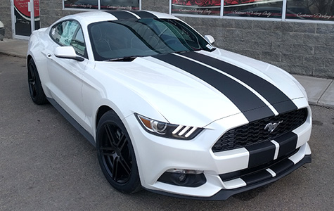 G-Force Signs & Graphics - Services - Vehicle Wraps - Red Deer, Alberta